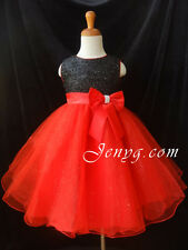 Princess Dress for Flower Girl/Halloween/Christmas/Holiday/Party/Ball 1-7 Years