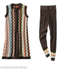 NEW! Missoni for Target - Girls Colore Sleeveless Sweater Dress and Leggings Set