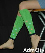 Kids Legs Leggings Warmers Socks Polka Dots Cotton/Acrylic/Spandex One Size