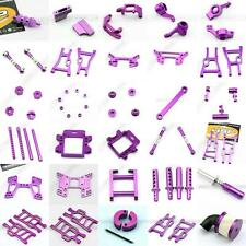 Purple HSP RC 1/10 1:10 Model Car Upgrade upgradable Spare Parts NEW