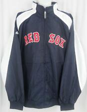 Boston Red Sox MLB Majestic Light Weight Full Zip Navy Jacket Big & Tall Sizes