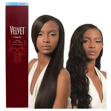 """Outre Velvet Virgin Indian Remi 100% Human Hair Wet and Wavy 10"""" 12"""" 14"""" 16"""" 18"""""""