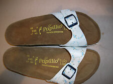 PAPILLIO LIC BIRKENSTOCK - MADRID - 36 - TENDRIL BLUE RRP $101 SAVE $21