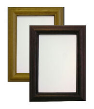 1 Inch Honey and Rosewood Frame,Ivory,White,Black,Mounts,Or Frame Only,Small*H1