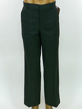 NWT PERRY ELLIS Classic Fit PRINCIPLES Charcoal Heather Flat Front Dress Pant