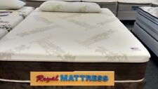 "BEST FOR LESS-GOLDEN PEDIC BAMBOO 12"" SOFT MEMORY FOAM  MATTRESS. FREE SHIPPING"