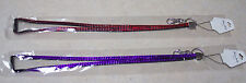 Red Hat Ladies - Rhinestone Break-away Lanyard w/Id Badge Holder & Key Ring