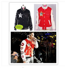 G-DRAGON TAEYANG BIGBANG BIG BANG GD TOP MADE ALIVE TOUR COAT JACKET KPOP
