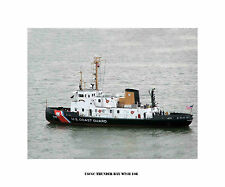 USCGC THUNDER BAY WTGB 108 ---USCG, United States Coast Guard Ship Photo Print