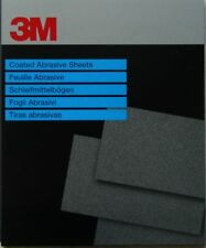 3M WET & OR  DRY  SAND PAPER X 10 MIX AND MATCH GRITS *HIGH QUALITY*