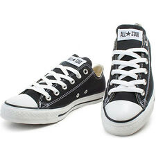 CONVERSE CHUCK TAYLOR AS CORE OX Black M9166 All Star Sneakers Men / Women