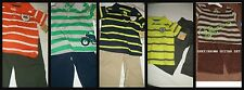 * NWT NEW BOYS CARTERS Striped Polo & Pants OUTFIT SET 3M 6M 9M 12M 18M 24M