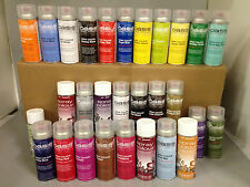 Floral Spray Paint  oasis 400ml Can for Fresh Flowers Several Colours