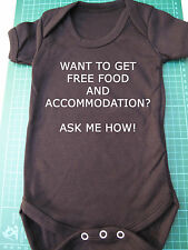 WANT TO GET FREE FOOD AND ACCOMMODATION? ASK ME HOW! BABY GROW