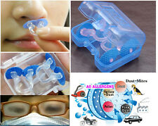 Nose Mask Hepa Nasal Filter Clean Breathe,relief Asthma,Dust Allergens Pollution
