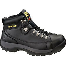 Caterpillar Hydraulic Steel Toe Hiker - Men's Work Boot - Black