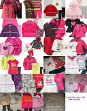 * NEW GIRLS 3PC Kids Headquarters WINTER OUTFIT SET 3/6M 6/9M 12M 18M 24M
