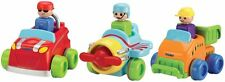 ★TOMY Push'n'Go Vehicles Baby Activity Toy Plane Truck Car