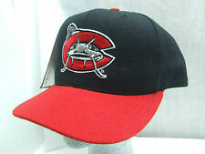 New Era 59/50 Carolina Mudcats Fitted Baseball Cap 7 1/8 3/8 1/2 5/8 3/4 7/8