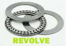 AXK Needle Roller Thrust Bearing Complete With 2 AS Washers - Choose Size