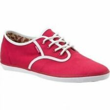 GRAVIS SHOES WOMENS SLYMZ CHILLI PEPPER RED SKATE SURF FOOTWEAR KINGPIN STORE