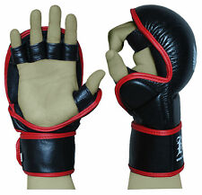 BOOM Pro MMA Sparring Gloves,Punch Bag Glove Muay Thai Kick Boxing Martial Arts