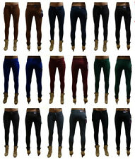 Damen Treggings Jeans Röhrenjeans Jeggings Röhrenhose Hose Coloured Leggings Neu
