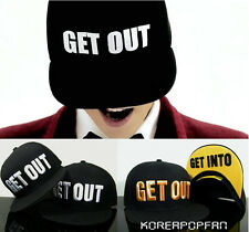Bigbang KPOP GD G-DRAGON GDRAGON GET OUT ONE OF A KIND CAP NEW