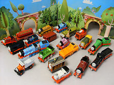 TAKE ALONG THOMAS THE TANK ENGINES DIE CAST combined postage offered