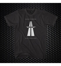 Retro Kraftwerk Autobahn Album cover t-shirt