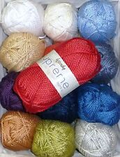 WENDY SUPREME CHUNKY LUXURY 100% COTTON KNITTING YARN IN VARIOUS SHADES