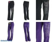 New Zumba® Fitness UK Gleam Velour Track Pants! Ships Very Fast! 2 Hot Colors!