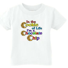 YOUTH KIDS T-SHIRT In the cookie of life I'm a chocolate chip (k-170)