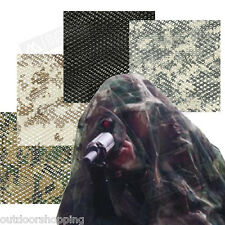 EXTREMELY DURABLE/LIGHT-WEIGHT SYNTHETIC SNIPER BODY VEIL - 5' x 8' Feet