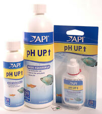 API pH Up ~ Freshwater aquarium fish tank water treament, Raises and adjust pH