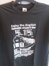 ENJOY THE ENGLISH SEASIDE ABOARD THE 5.15 (THE WHO) T-SHIRT