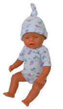 FRILLY LILY GIRAFFE BODYSUIT AND HAT SET FOR DOLLS AND BEARS, LOTS OF SIZES!