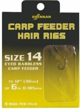 Drennan Carp Hair Rigs - Used in Pole and Coarse Fishing