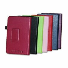 GOOGLE NEXUS 7 LEATHER CASE COVER STAND + SCREEN PROTECTOR + STYLUS