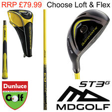 2013 MD GOLF SUPERSTRONG ST3 HYBRID / RESCUE / UTILITY CLUB-FLEX LOFTS ST3G TOUR