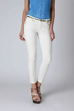 Anthropologie Citizens Of Humanity Thompson Skinny Jeans Pants Sz 31 & 32, Ivory