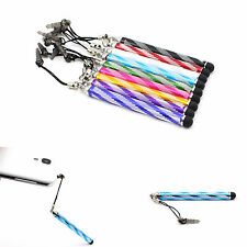 Colors Stylus Touch Screen Pen For iPhone5G 4S 4 iPad Nexus 7 Tablet Kindle Fire