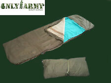 M67 ARMY SLEEPING BAG 3PC (BIVVI BAG + BLANKET + SHEET) COMPACT BEDROLL SINGLE