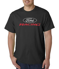 Ford Racing Mustang Power Cars Nascar Licensed T-Shirt S-5XL