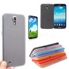 NEW 0.3mm Ultra Thin Light Matte Cover Case Skin For Samsung Galaxy Mega 6.3 +SP