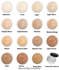 Mineral Mojo Bare Skin Mineral Foundation Matte Finish Makeup Full 5g Size