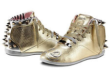 Reebok x Melody Ehsani Betwixt Gold Spike Love Shoes Rare V55618 Size 8 US New