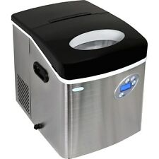 Dometic Countertop Ice Maker : ... ice-105 portable ice maker compact kitchen countertop stainless