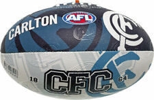 Carlton Blues AFL Footy Footballs - Assorted