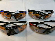 Maxx HD Sunglasses Cinco Domain HI-DEF Lens Microfiber Bag Included New